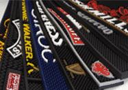 variedades de tapetes con logotipo